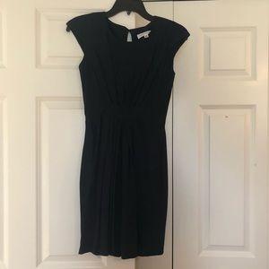 NWT navy blue Amanda Uprichard dress